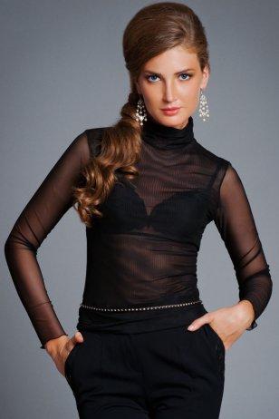 Блузка Прозрачная Купить