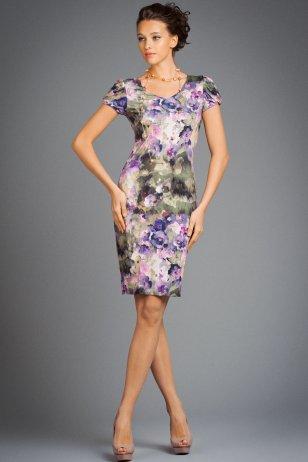 Платье Аромат