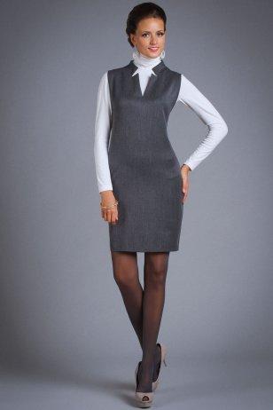 Модные платья и сарафаны для офиса
