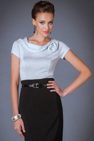 Блуза Платина