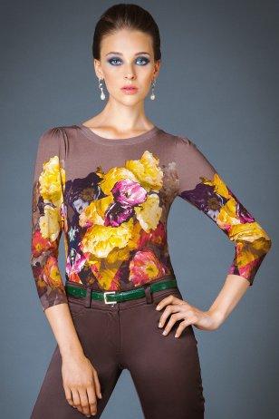 Блуза Живопись