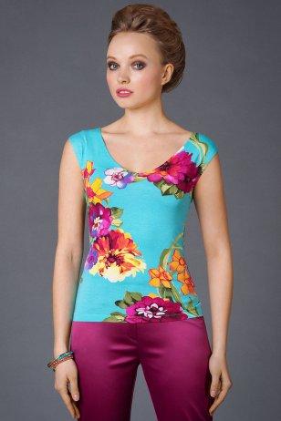 Блуза Пион