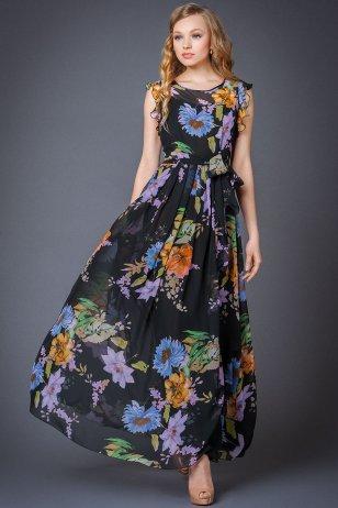 Платье Шелковица