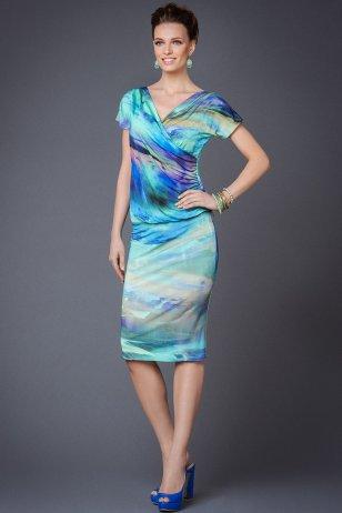 Платье Марсианка
