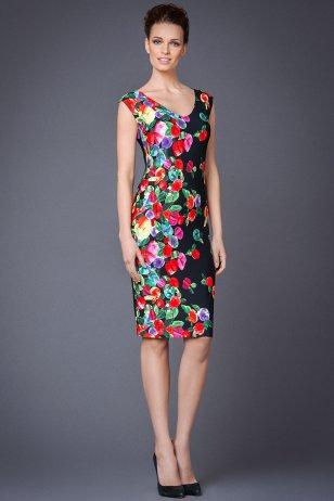Платье Абрикос