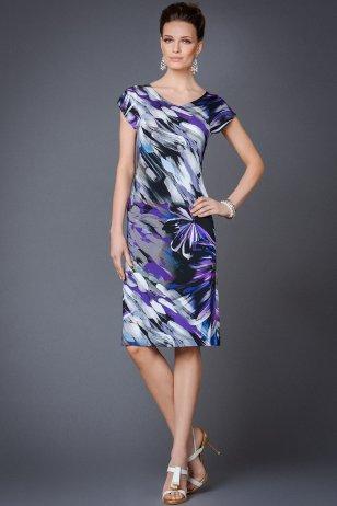 Платье Салют