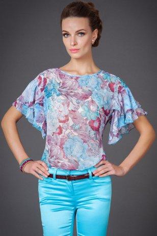 Блуза Пастель