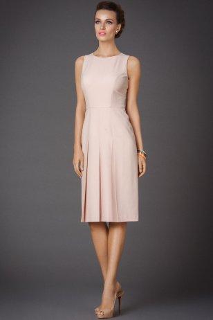 Платье Натюрель