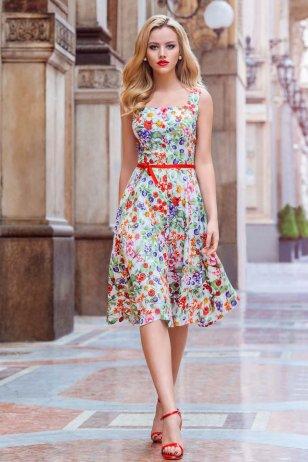 Платье Шиповник