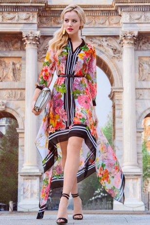 Платье Позитано