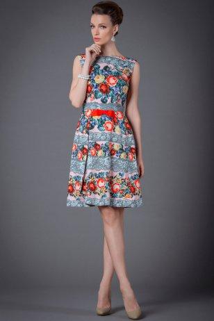 Платье Розарий