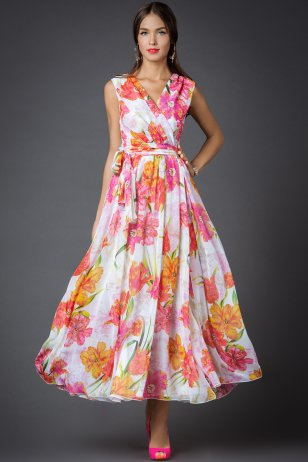 Платье Орхидея