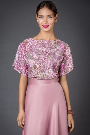 Блуза Герань