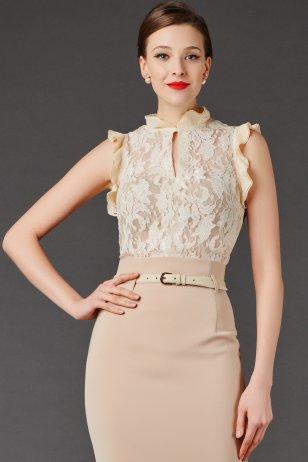 Блуза Сливки