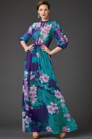 Платье Эдельвейс