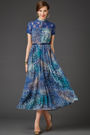 Платье Вуаль