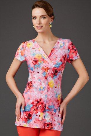 Блуза Соцветие
