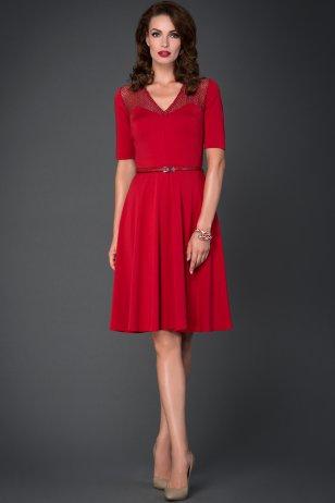 Платье Гранат