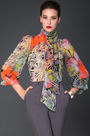 Блуза Блюз