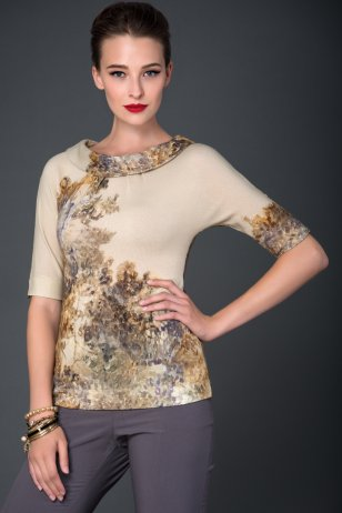 Блуза Золотце