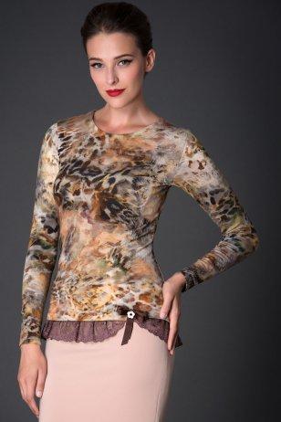 Блуза Лафрель