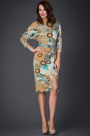 Платье Барвинок
