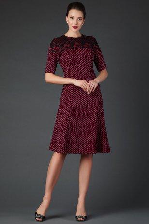 Платье Рулада