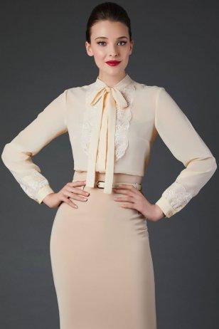 Блуза Ваниль