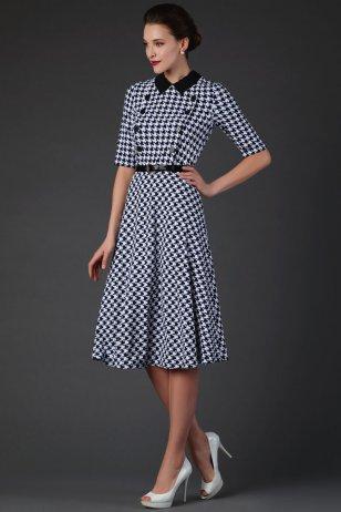 Платье Ромбик
