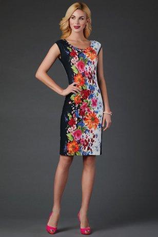 Платье Цветник