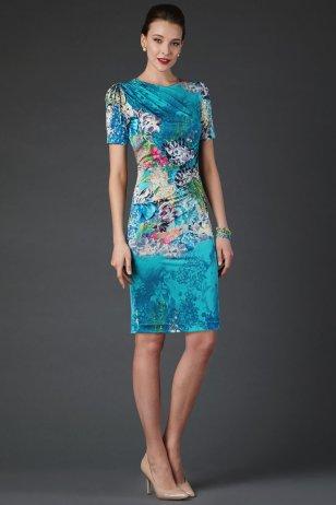 Платье Гармонь