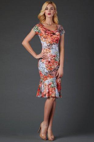 Платье Какаду
