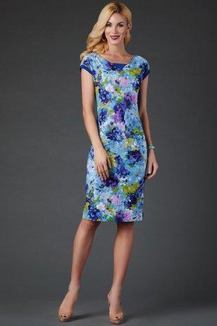 Платье Палитра