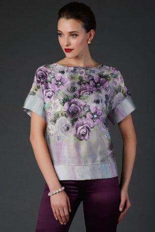 Блуза Медовая