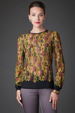 Блуза Капель