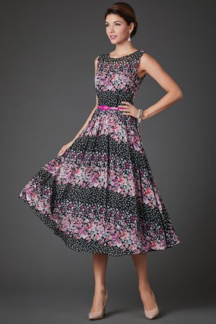 Платье Петуния