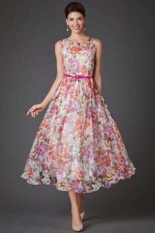 Платье Янтарное