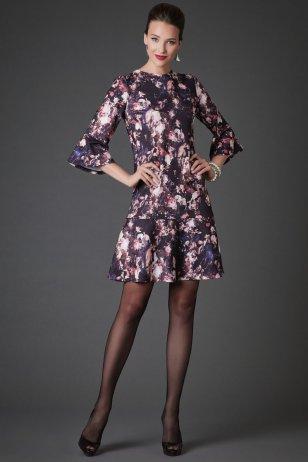 Платье Фиалка