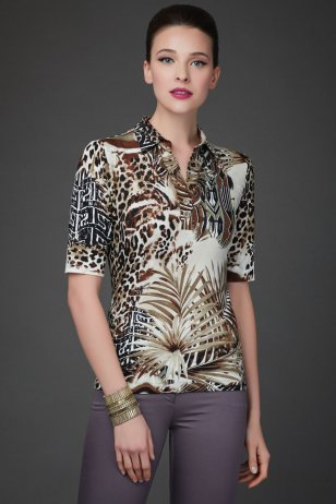 Блуза Приморье