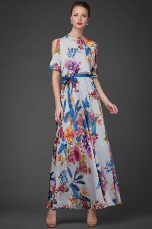 Платье Хмель