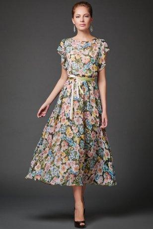 Платье Дюшес