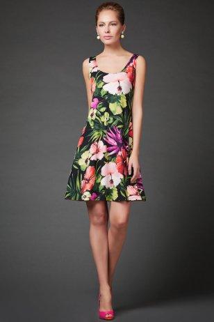 Платье Мадера