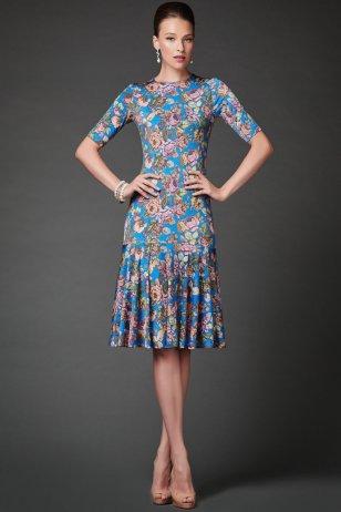 Платье Тифани