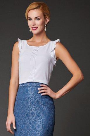 Блуза Помпадур