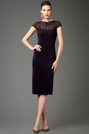 Платье Каберне