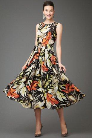 Платье Майоран