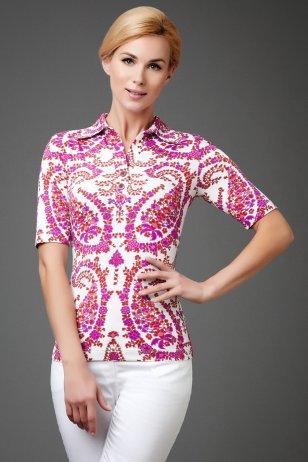 Блуза Тропикано