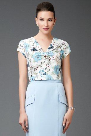 Блуза Мотылек
