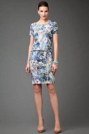 Платье Кувшинка