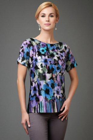 Блуза Сирень